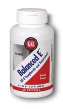 DROPPED: Kal - Balanced E - 60 Softgels
