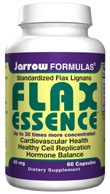 DROPPED: Jarrow Formulas - Flax Essence 40 mg. - 60 Capsules