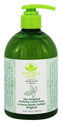Nature's Gate - The Original Purifying Liquid Soap - 12.5 oz.