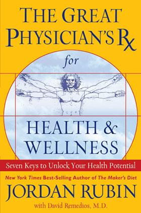 DROPPED: Great Physician's RX - The Great Physician's Rx for Health and Wellness Book