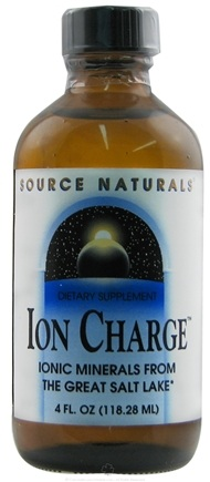 DROPPED: Source Naturals - Ion Charge - 4 oz.