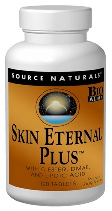 DROPPED: Source Naturals - Skin Eternal Plus - 30 Tablets