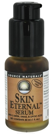 DROPPED: Source Naturals - Skin Eternal Serum - 1 oz. CLEARANCE PRICED