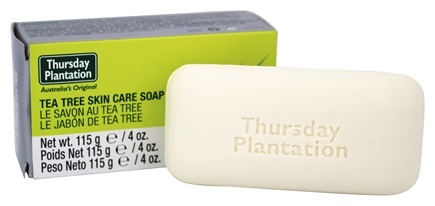 Thursday Plantation - Tea Tree Skin Care Soap - 4 oz.