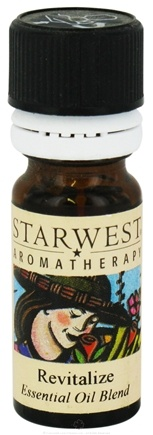 DROPPED: Starwest Botanicals - Revitalize Essential Oil (1/3 oz.) - 0.33 oz. CLEARANCE PRICED