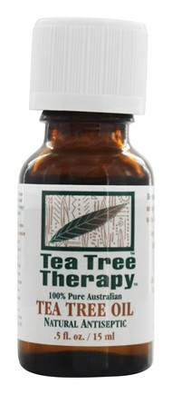 Tea Tree Therapy - Pure Tea Tree Oil - 0.5 oz.