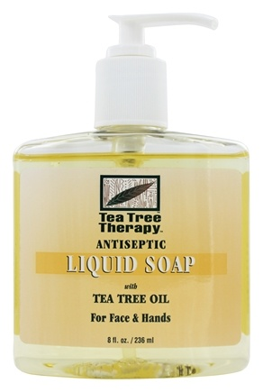 Tea Tree Therapy - Tea Tree Antibacterial Liquid Soap - 8 oz.