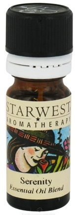 DROPPED: Starwest Botanicals - Serenity Essential Oil (1/3 oz.) - 0.33 oz.