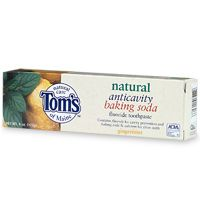 DROPPED: Tom's of Maine - Natural Flouride Toothpaste Gingermint - 6 oz.