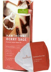 DROPPED: Teaology - Hawthorne Berry Sage - 6 Tea Bags