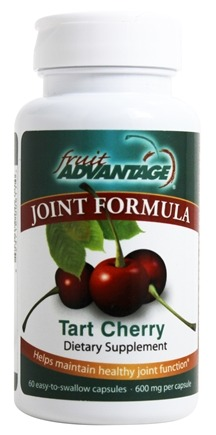Fruit Advantage - Joint Formula Tart Cherry - 60 Capsules formerly Traverse Bay