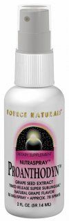 DROPPED: Source Naturals - Grape Seed Extract
