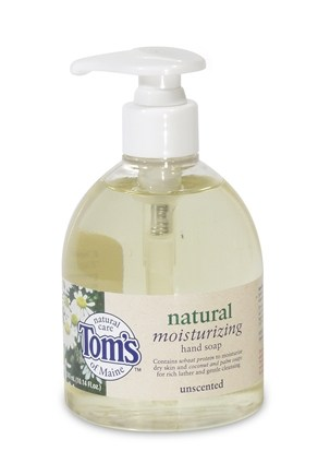 DROPPED: Tom's of Maine - Natural Moisturizing Hand Soap Unscented - 10.1 oz.