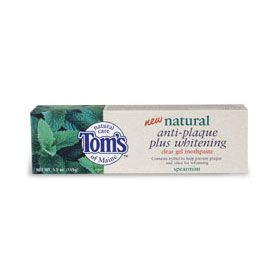 DROPPED: Tom's of Maine - Natural Care Toothpaste Spearmint - 6 oz.