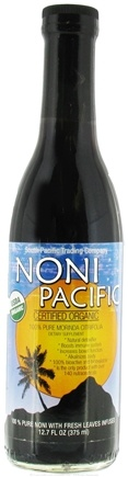 DROPPED: South Pacific Trading Company - Noni Pacific Juice CLEARANCE PRICED - 12.7 oz.