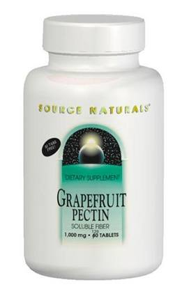 DROPPED: Source Naturals - Grapefruit Pectin Powder 1000 mg. - 8 oz.