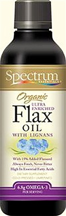 DROPPED: Spectrum Essentials - Flax Oil Organic Ultra Lignans - 16 oz.