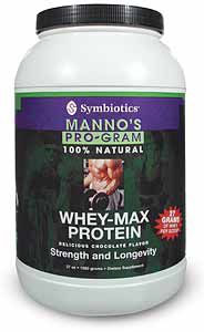 DROPPED: Symbiotics - Whey-Max Protein Chocolate