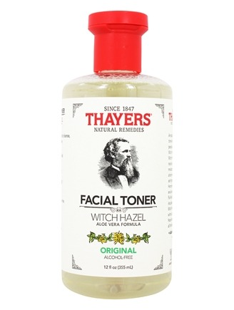 Thayers - Witch Hazel Alcohol-Free Toner with Aloe Vera Formula - 12 oz.