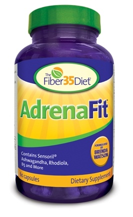 DROPPED: Fiber 35 Diet - AdrenaFit - 60 Capsules CLEARANCE PRICED