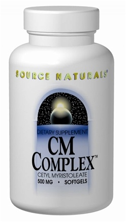 DROPPED: Source Naturals - CM Complex 500 mg. - 180 Softgels