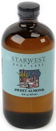 DROPPED: Starwest Botanicals - Sweet Almond Oil refined - 16 oz.