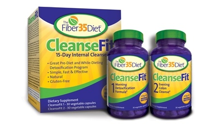 DROPPED: Fiber 35 Diet - CleanseFit Kit