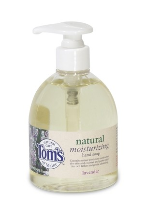 DROPPED: Tom's of Maine - Natural Moisturizing Hand Soap Lavender - 10.1 oz.