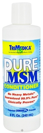 DROPPED: Trimedica - MSM Conditioner - 8 oz. CLEARANCE PRICED