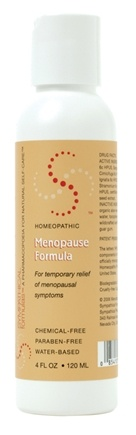 DROPPED: Sympathical Formulas - Menopause Lubricant - 4 oz.