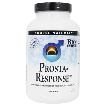Source Naturals - Prosta-Response - 180 Tablets