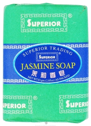 DROPPED: Superior Trading Company - Jasmine Soap - 2.85 oz. CLEARANCE PRICED