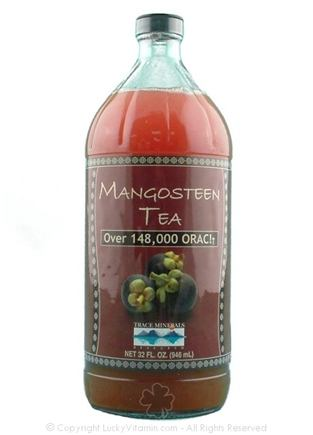 DROPPED: Trace Minerals Research - Mangosteen Tea - 32 oz.