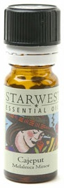 DROPPED: Starwest Botanicals - Cajeput Essential Oil (1/3 oz.) - 0.33 oz. CLEARANCE PRICED