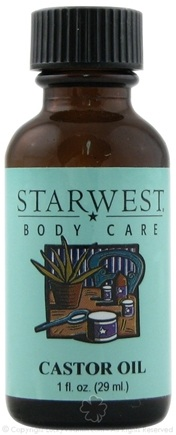 DROPPED: Starwest Botanicals - Castor Essential Oil - 1 oz.