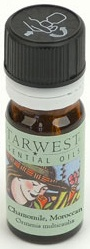 DROPPED: Starwest Botanicals - Chamomile Essential Oil Mor. 1/6 oz. - CLEARANCE PRICED