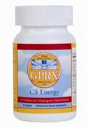 DROPPED: Great Physician's RX - CS Energy B-Vitamin & Adaptagenic Herbal Blend - 90 Capsules