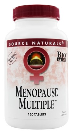 Source Naturals - Menopause Multiple Eternal Woman - 120 Tablets
