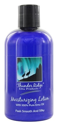 DROPPED: Thunder Ridge Emu Products - Moisturizing Lotion - 8 oz.