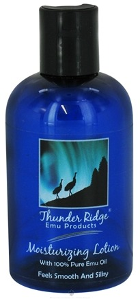 DROPPED: Thunder Ridge Emu Products - Moisturizing Lotion - 4 oz. CLEARANCE PRICED