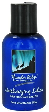 DROPPED: Thunder Ridge Emu Products - Moisturizing Lotion - 2 oz. CLEARANCE PRICED
