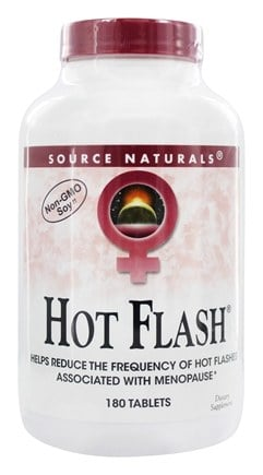 Source Naturals - Hot Flash Eternal Woman - 180 Tablets