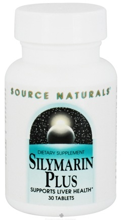 DROPPED: Source Naturals - Silymarin Plus - 30 Tablets CLEARANCE PRICED