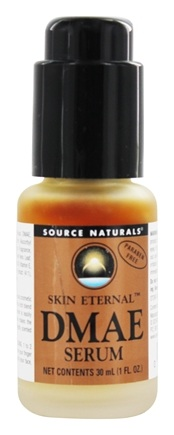 DROPPED: Source Naturals - Skin Eternal DMAE Serum - 1 oz.