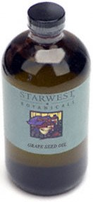 DROPPED: Starwest Botanicals - Grapeseed Oil - 16 oz. CLEARANCE PRICED