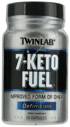 DROPPED: Twinlab - 7-Keto Fuel - 30 Capsules CLEARANCE PRICED
