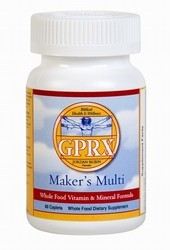 DROPPED: Great Physician's RX - Maker's Multi - 60 Caplets