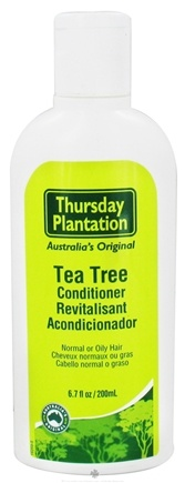 DROPPED: Thursday Plantation - Conditioner Tea Tree - 6.7 oz. CLEARANCE PRICED
