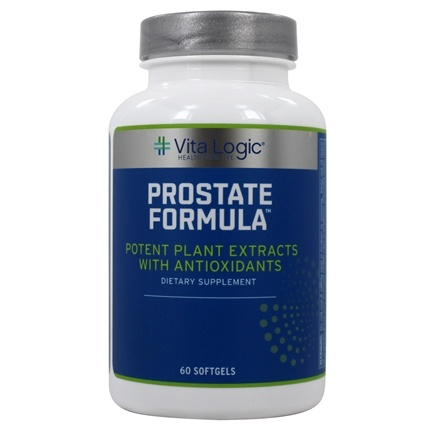 DROPPED: Vita Logic - Prostate Formula High Potency Support Plus Antioxidants - 60 Capsules