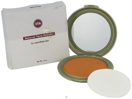 DROPPED: Zia - Foundation Powder Compact Bronzite - 0.5 oz. CLEARANCE PRICED